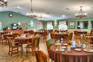 Settlers Ridge Care Center Dining Room